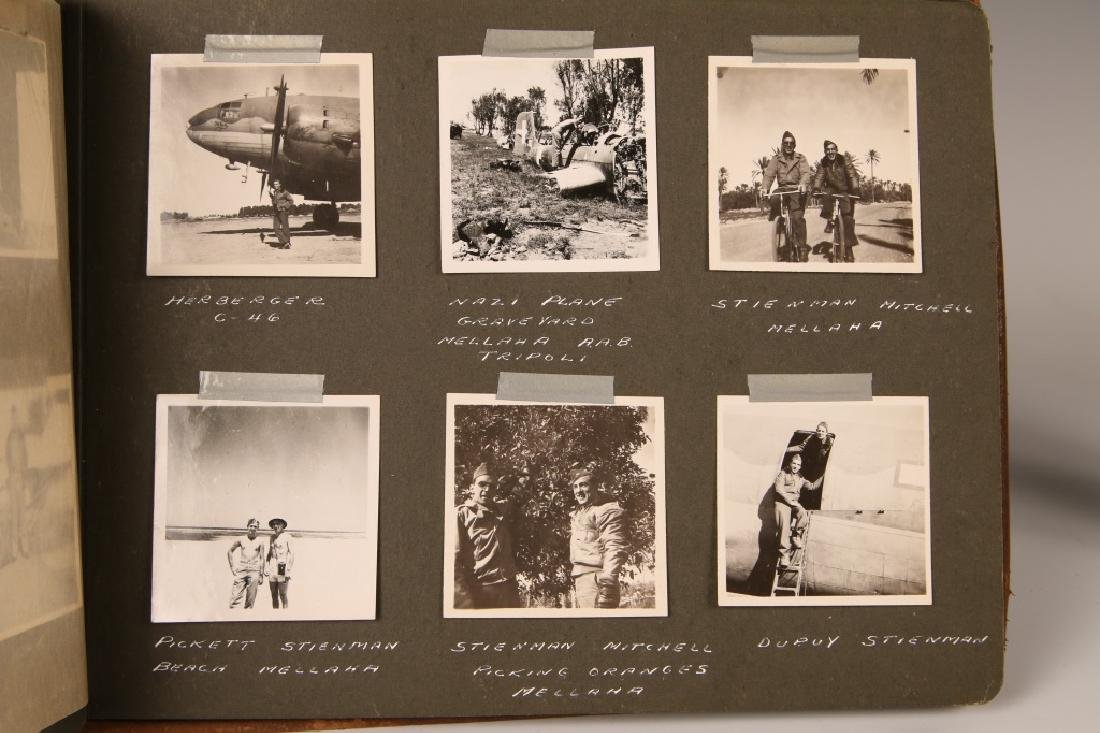 US ARMY WWII PHOTOGRAPH ALBUM - 7