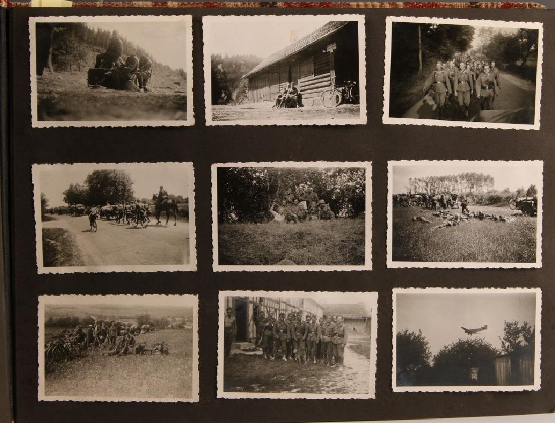 WWII WH INFANTRY PHOTOGRAPH ALBUM - 2