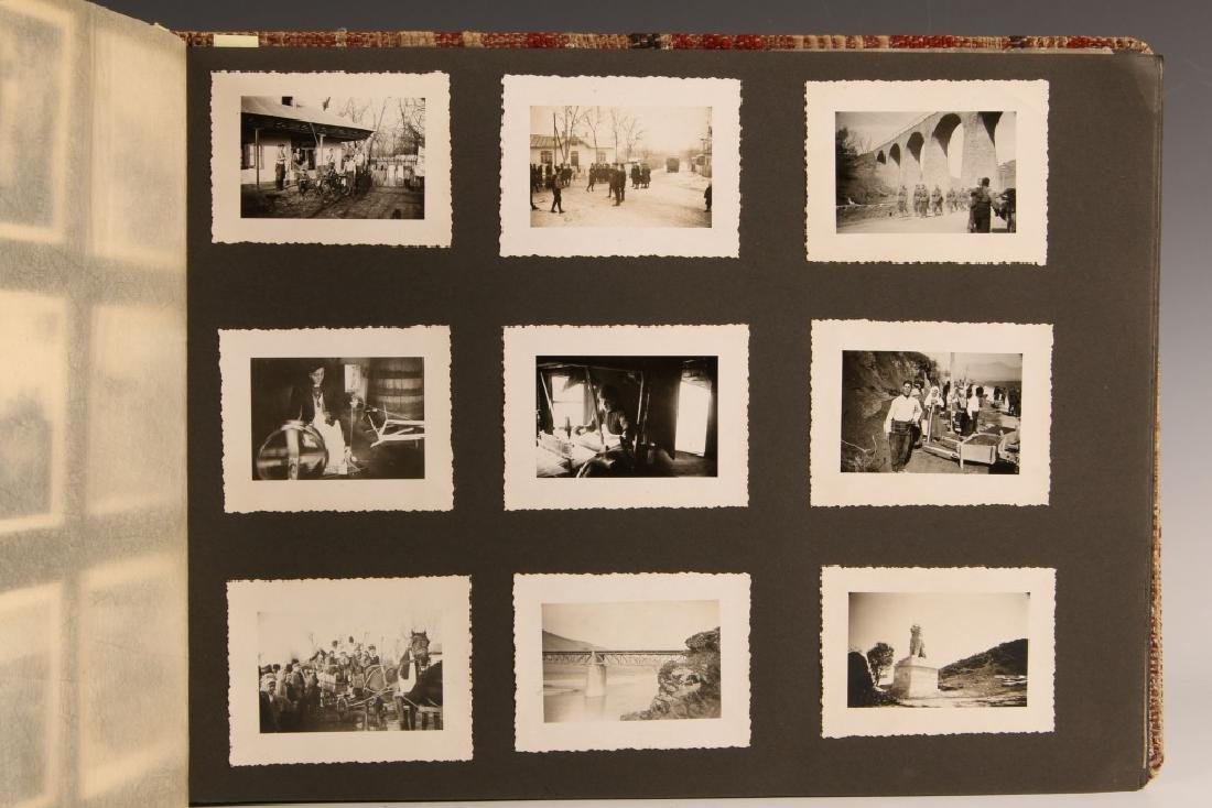 WWII WH INFANTRY PHOTOGRAPH ALBUM - 7