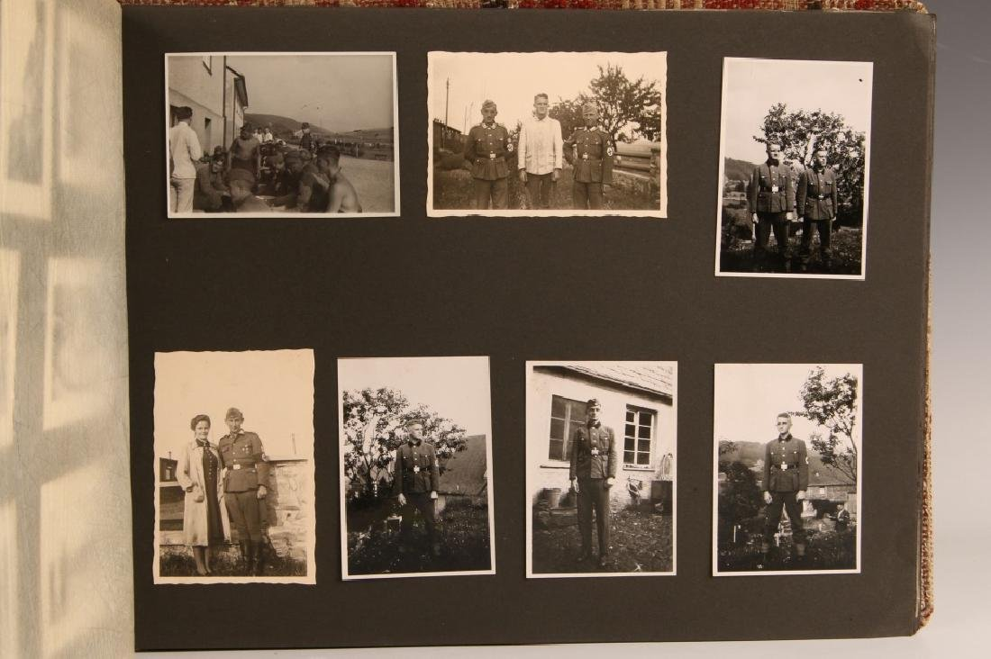 WWII WH INFANTRY PHOTOGRAPH ALBUM - 8