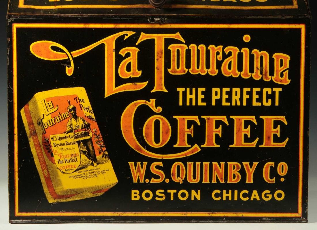 AN ADVERTISING BIN FOR LA TOURAINE COFFEE COMPANY - 4