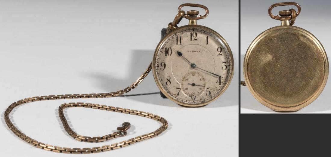 A COLLECTION LOW END POCKET WATCHES IN DISREPAIR - 9
