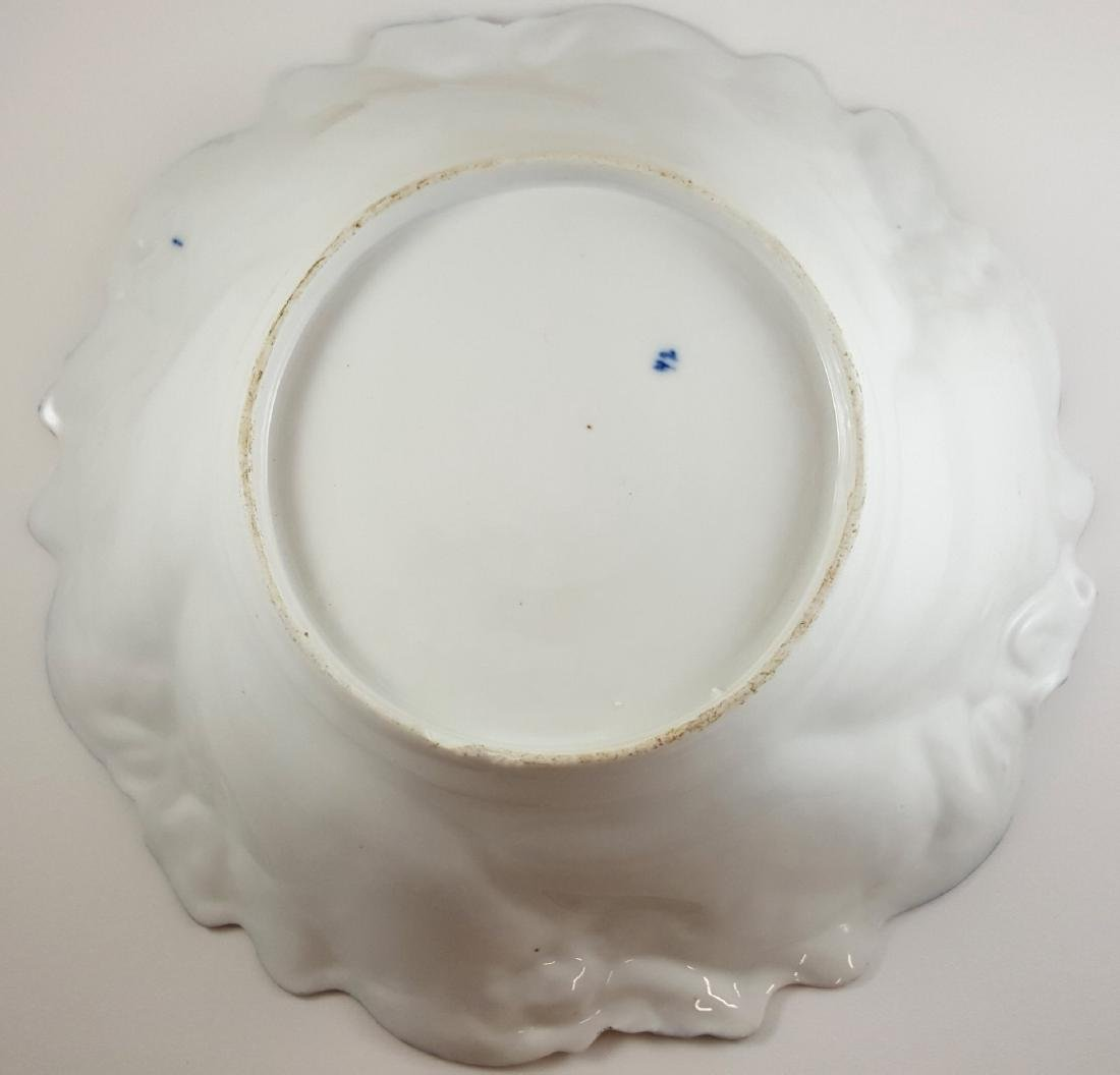 C. 1900 GERMAN PORCELAIN BOWLS ATTRIBUTED RS PRUSSIA - 3