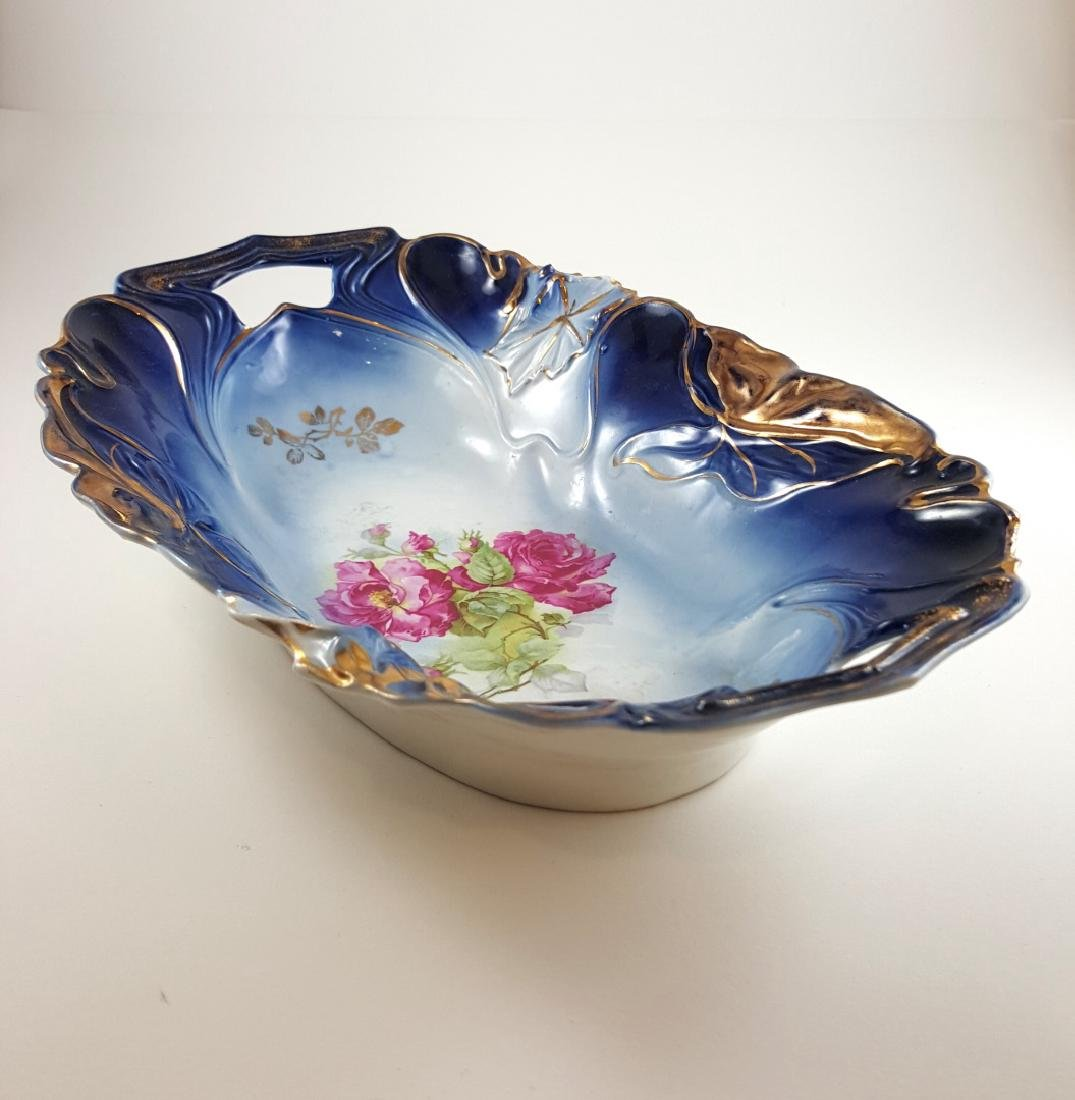C. 1900 GERMAN PORCELAIN BOWLS ATTRIBUTED RS PRUSSIA - 4