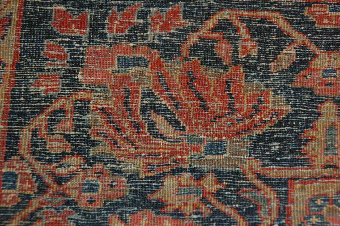 A ROOM SIZED PERSIAN SAROUK CARPET CIRCA 1930 - 8