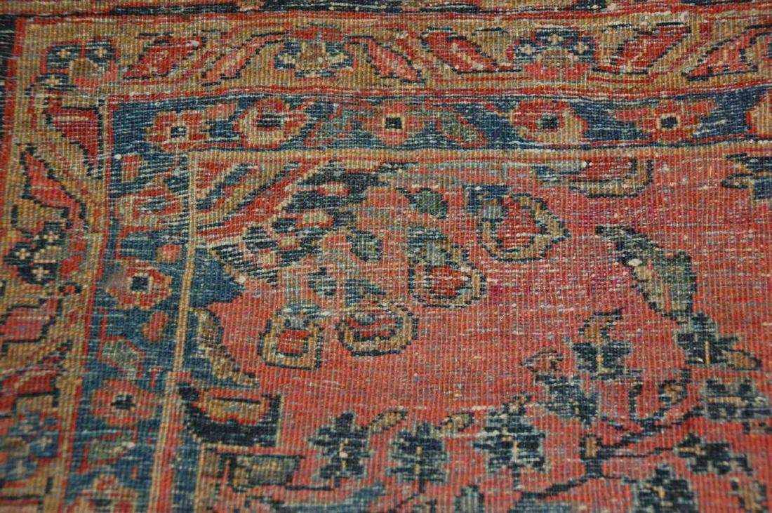 A ROOM SIZED PERSIAN SAROUK CARPET CIRCA 1930 - 9