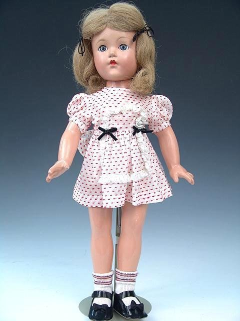 4: 1930'S EFFANBEE LITTLE LADY COMPOSITION DOLL