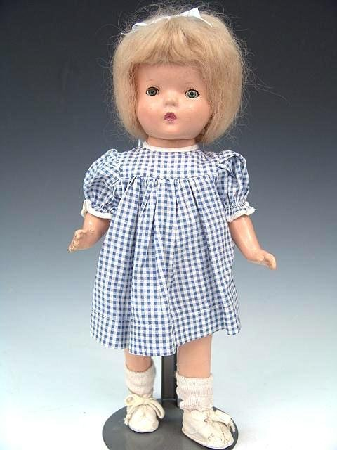 14: 1931 PATSY TYPE COMPOSITION DOLL