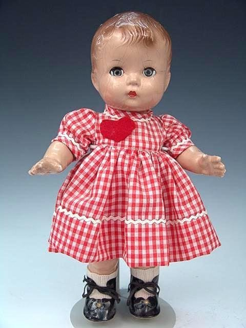 19: 1930'S EFFANBEE COMPOSITION DOLL