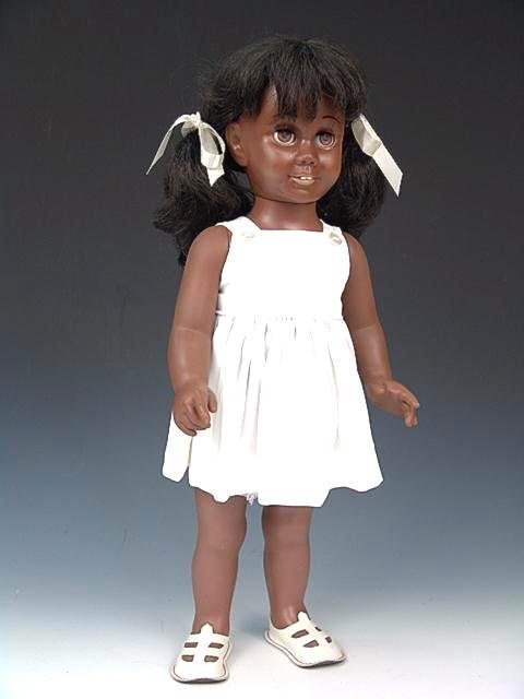 152: 1961 AFRICAN AMERICAN CHATTY CATHY DOLL
