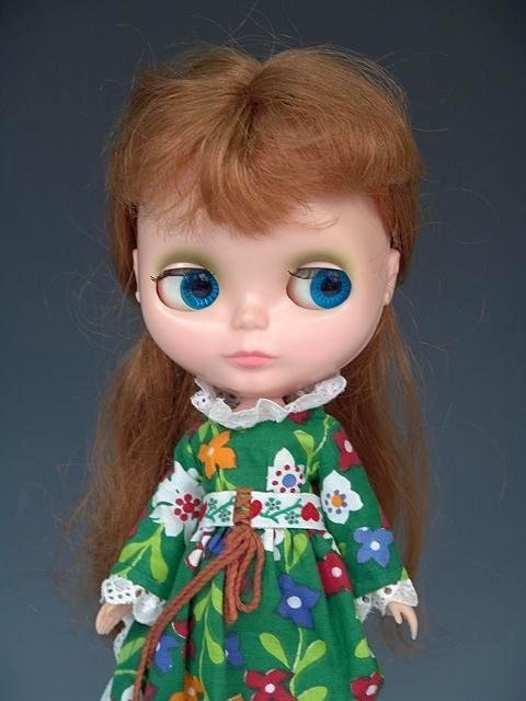 240: 1972 KENNER BLYTHE DOLL, RED-HEAD IN GREAT CONDITI