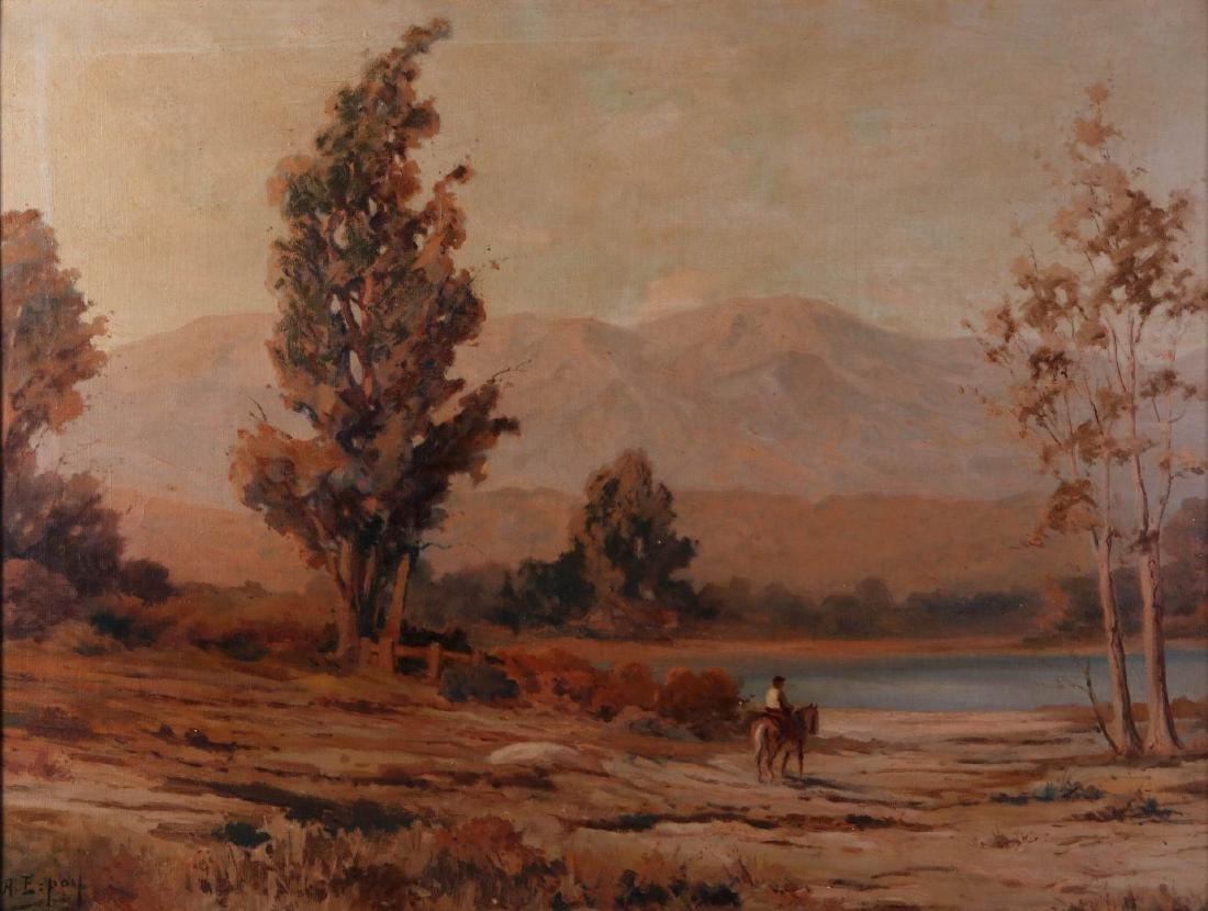 ANGEL ESPOY (1879-1963, CALIFORNIA) OIL ON CANVAS - 2
