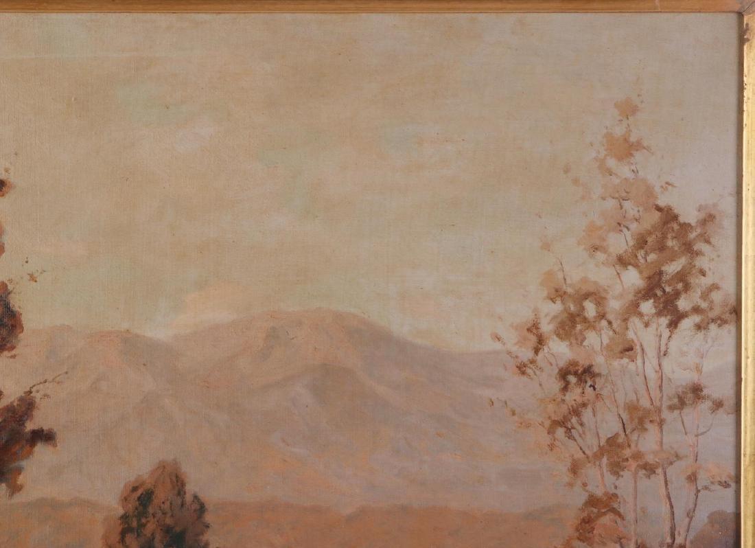 ANGEL ESPOY (1879-1963, CALIFORNIA) OIL ON CANVAS - 4
