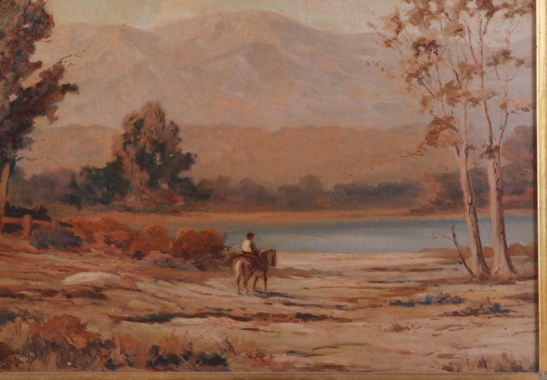 ANGEL ESPOY (1879-1963, CALIFORNIA) OIL ON CANVAS - 5