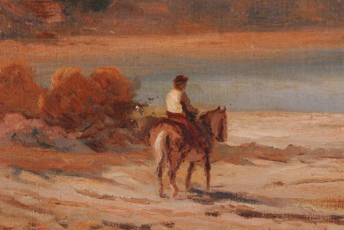 ANGEL ESPOY (1879-1963, CALIFORNIA) OIL ON CANVAS - 8