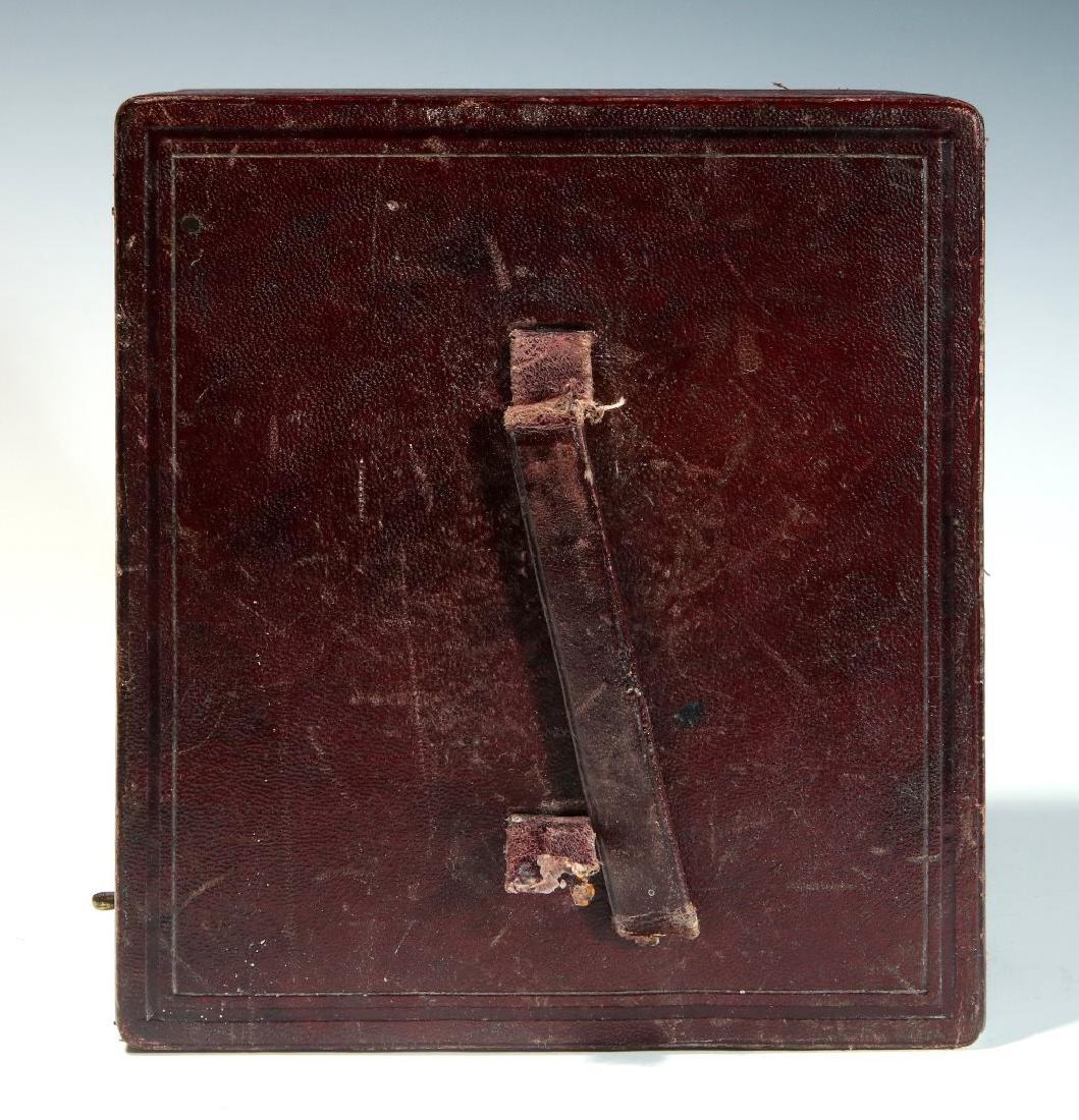 A CIRCA 1859 SMITH BECK MIRROR STEREOSCOPE NO. 1772 - 4