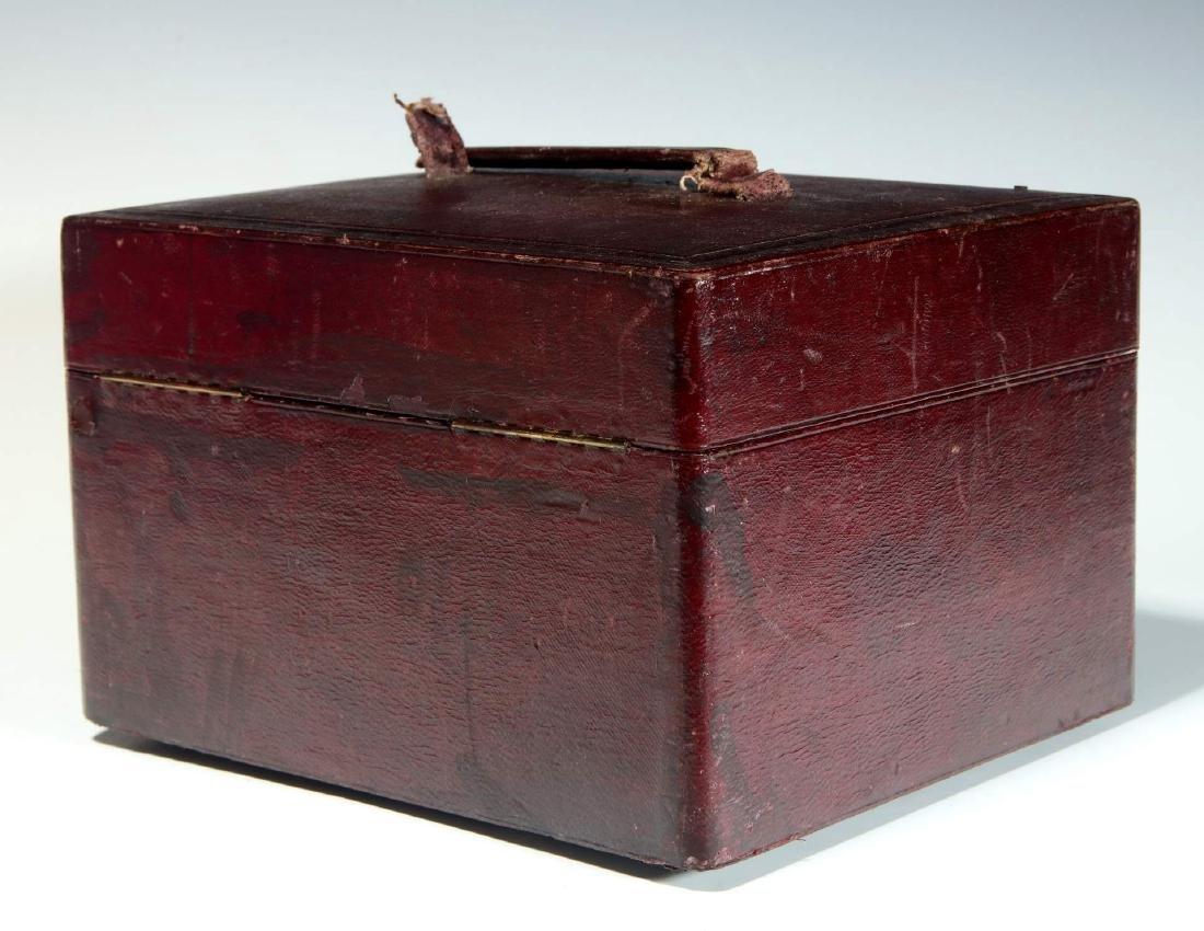 A CIRCA 1859 SMITH BECK MIRROR STEREOSCOPE NO. 1772 - 5