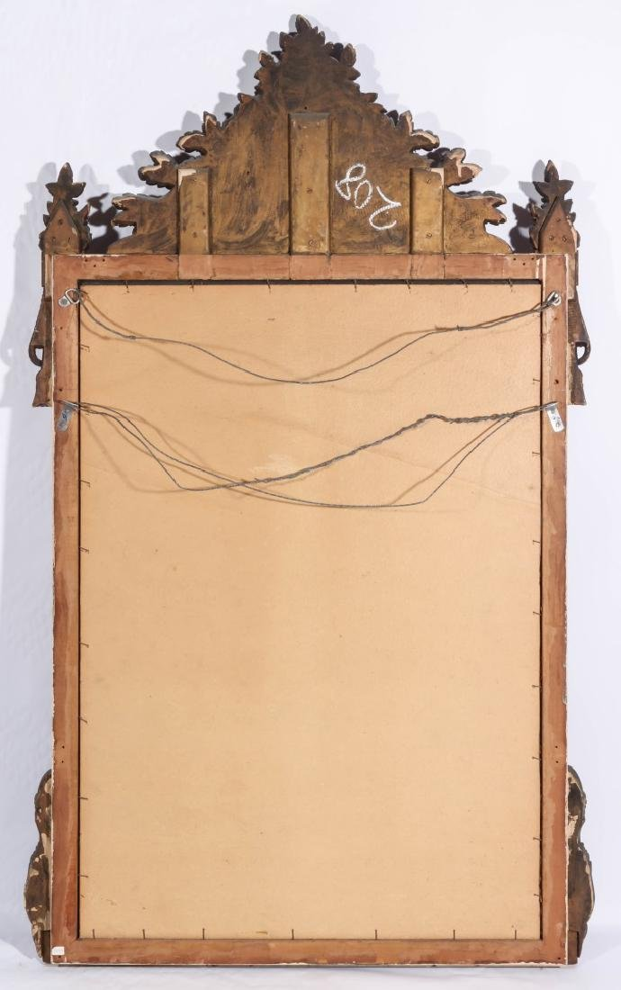 A GOOD 19TH CENTURY FRENCH MIRROR - 6