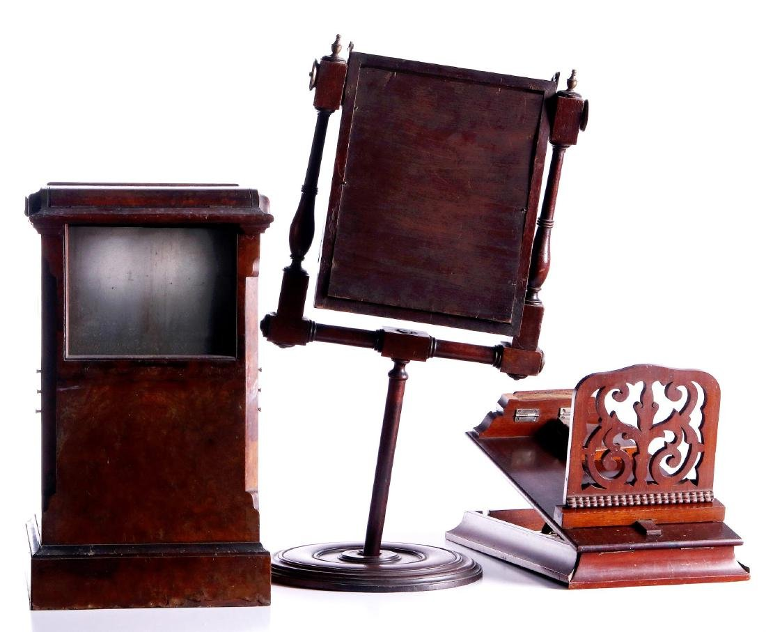 19TH CEN. STEREOSCOPIC INSTRUMENTS FOR PARTS - 7