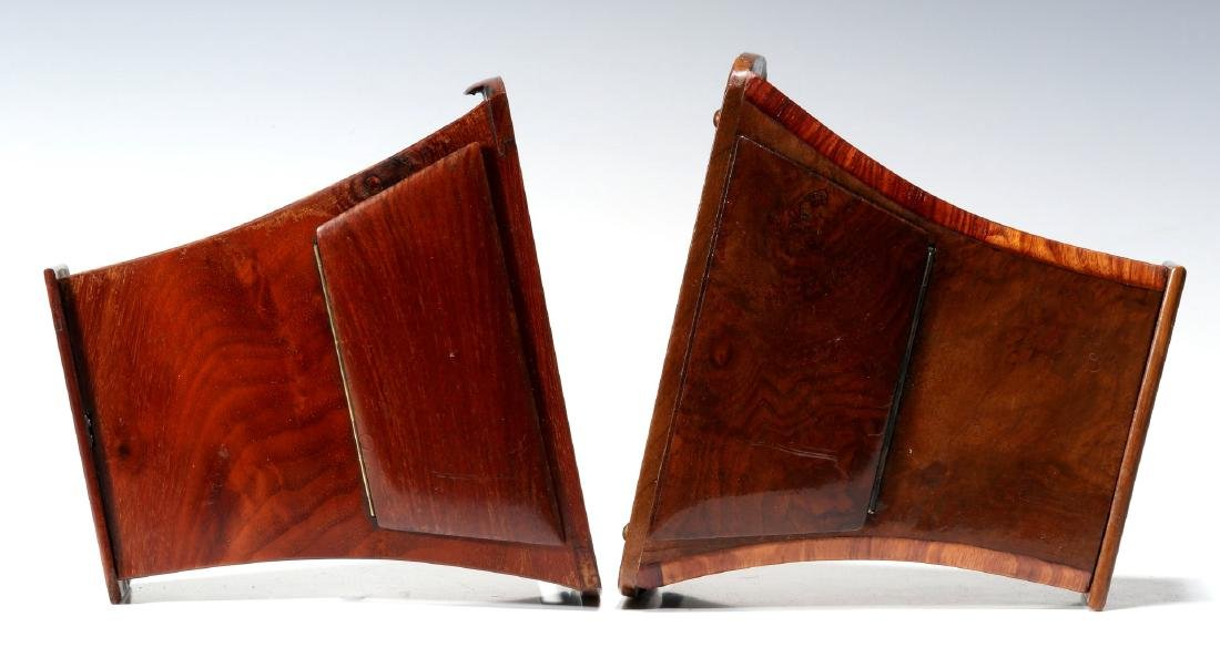 THREE 19TH CENTURY BREWSTER TYPE STEREOSCOPES - 5