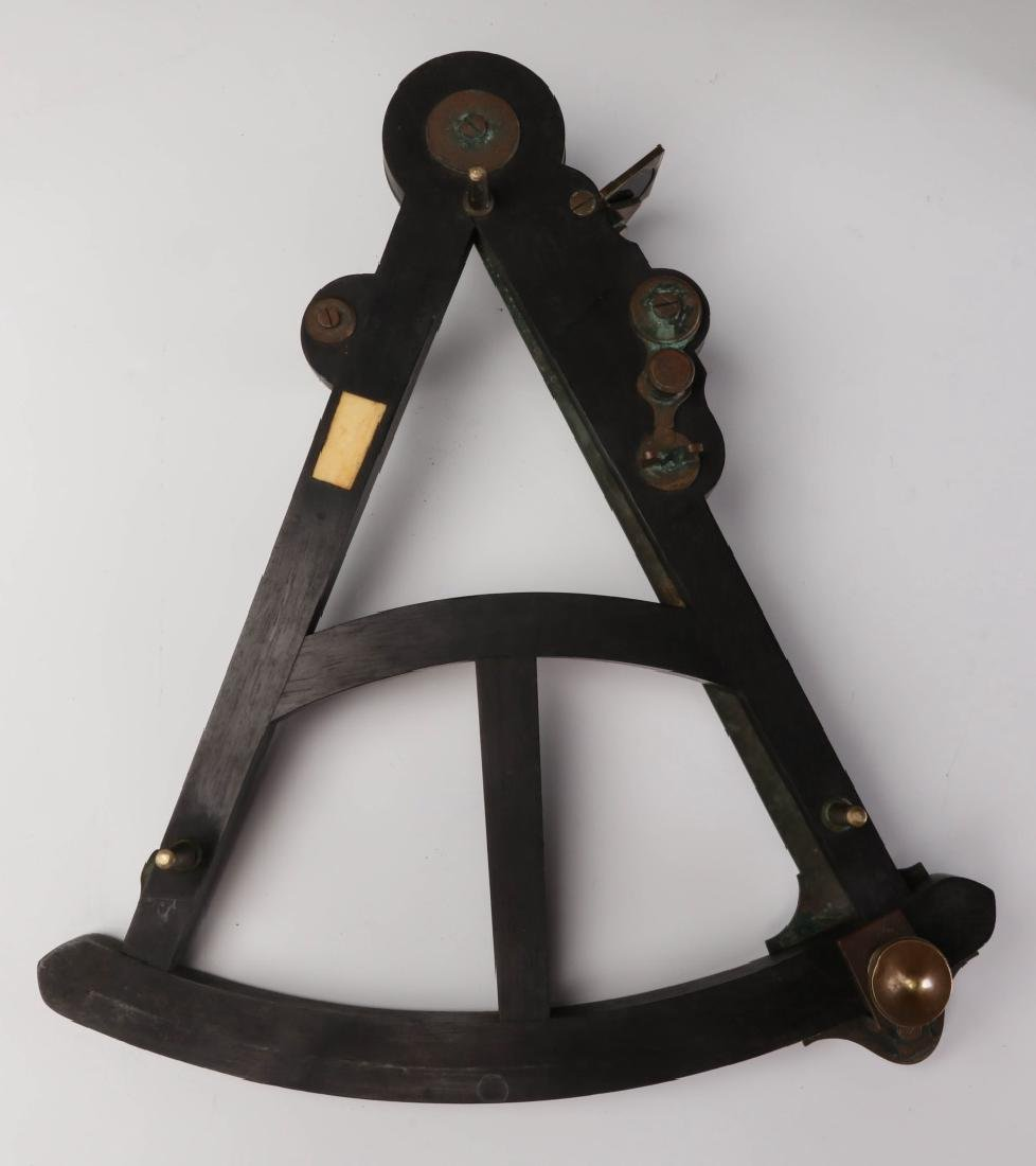 UNMARKED ENGLISH OCTANT - 5