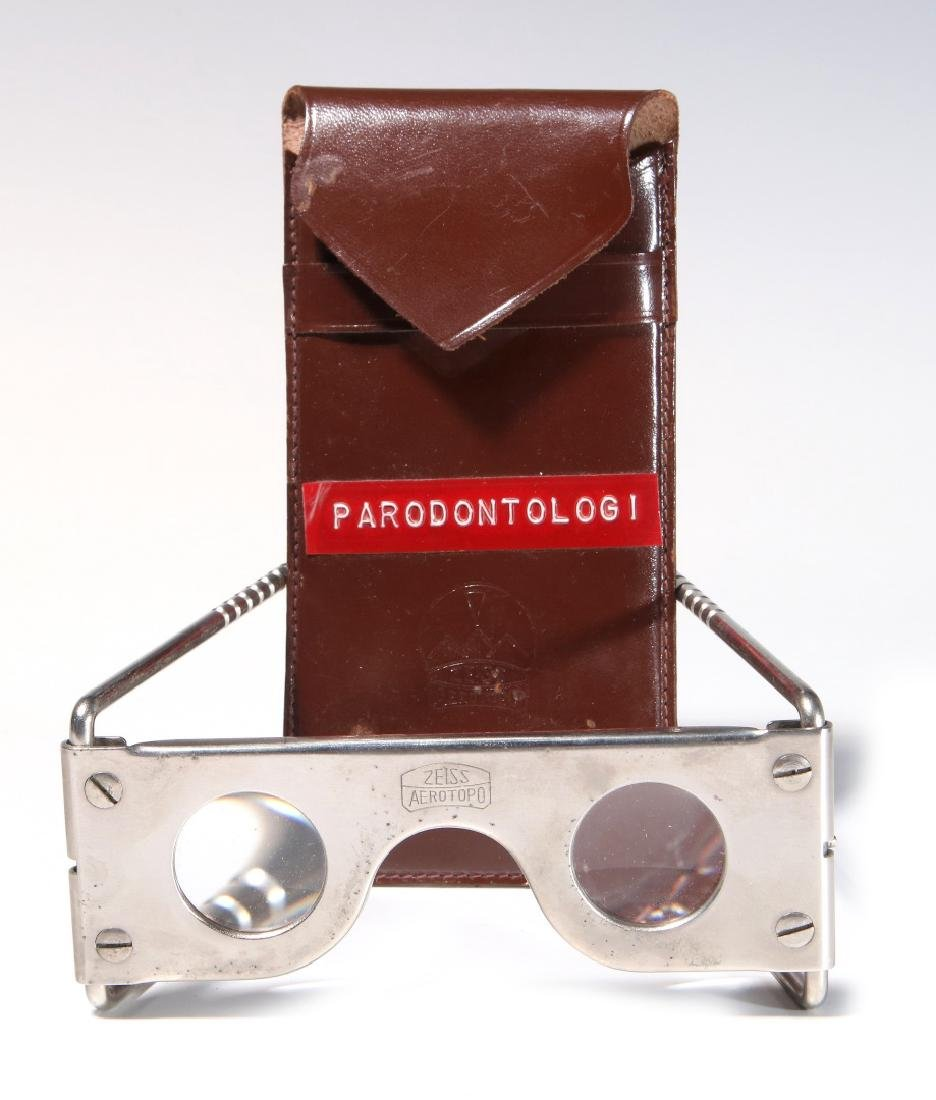 ZEISS AEROTOPO AND OTHER STEREO VIEWERS - 5