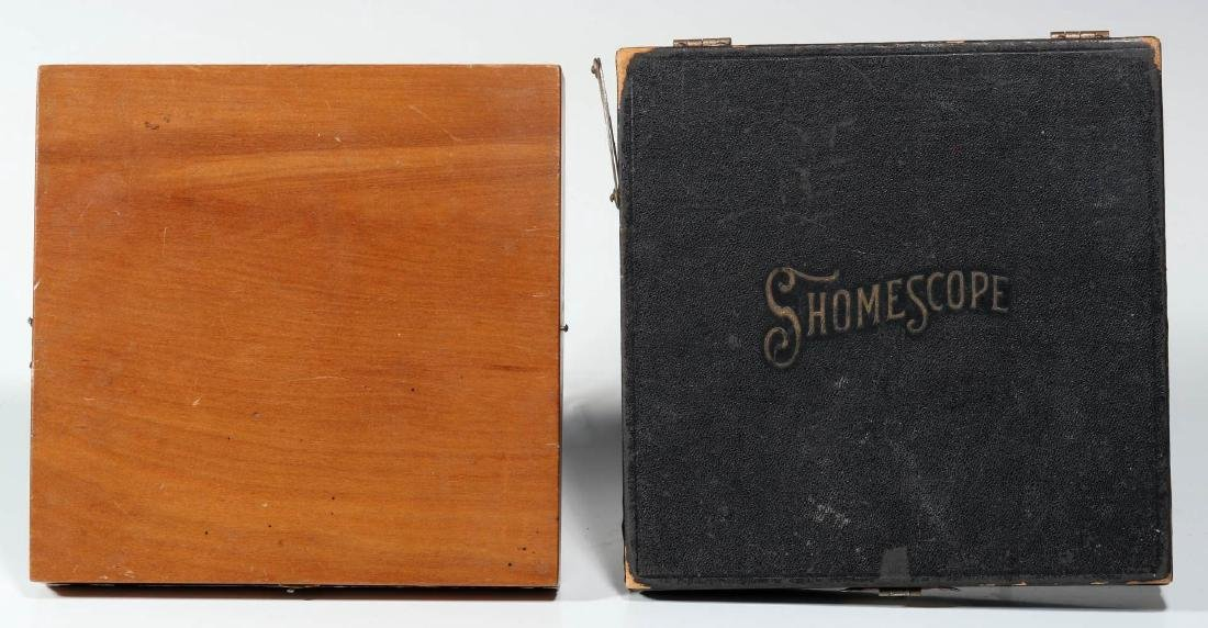 FOUR LATE 19TH TO EARLY 20TH CENTURY SHOMESCOPES - 6