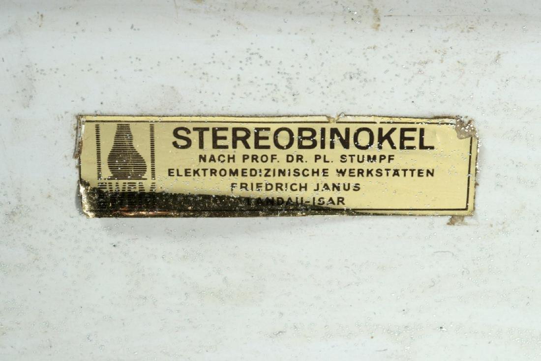 EWEM STEREOVIEWER STEREOBINOKEL BY STUMPF - 3