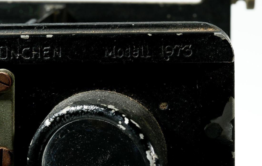 A GERMAN ERTEL WERK M1973 ELECTRIC STEREOSCOPE - 5