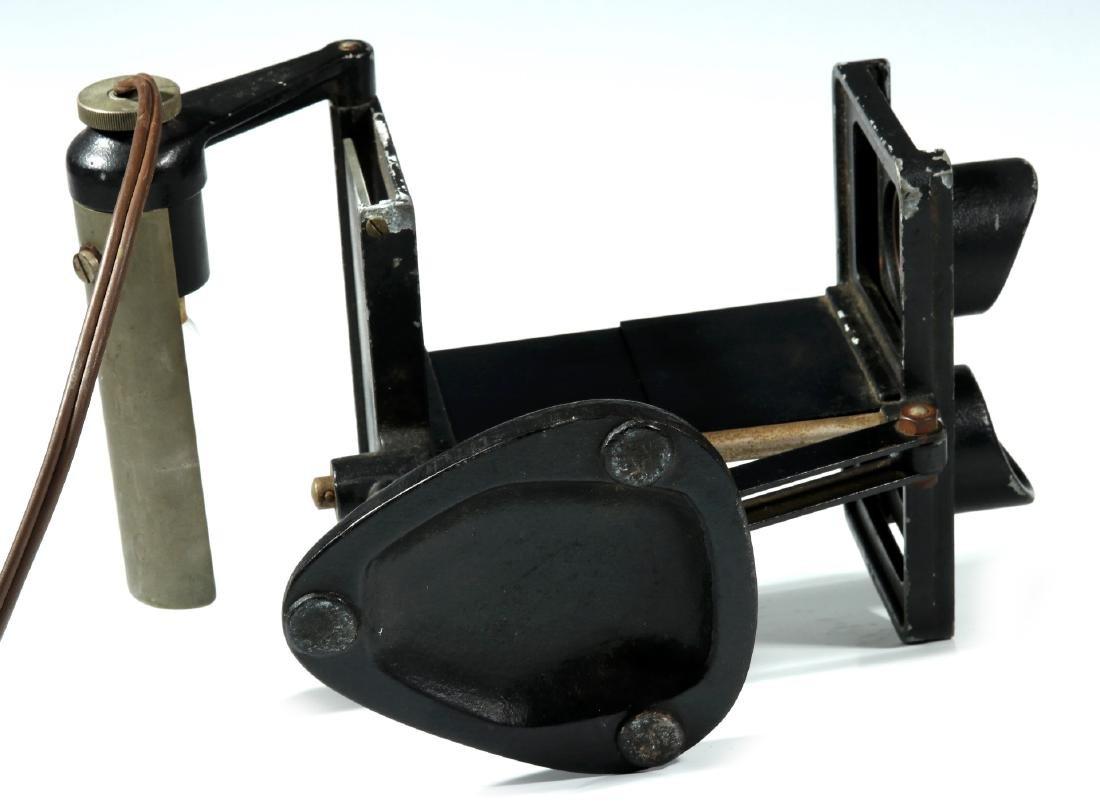 A GERMAN ERTEL WERK M1973 ELECTRIC STEREOSCOPE - 7