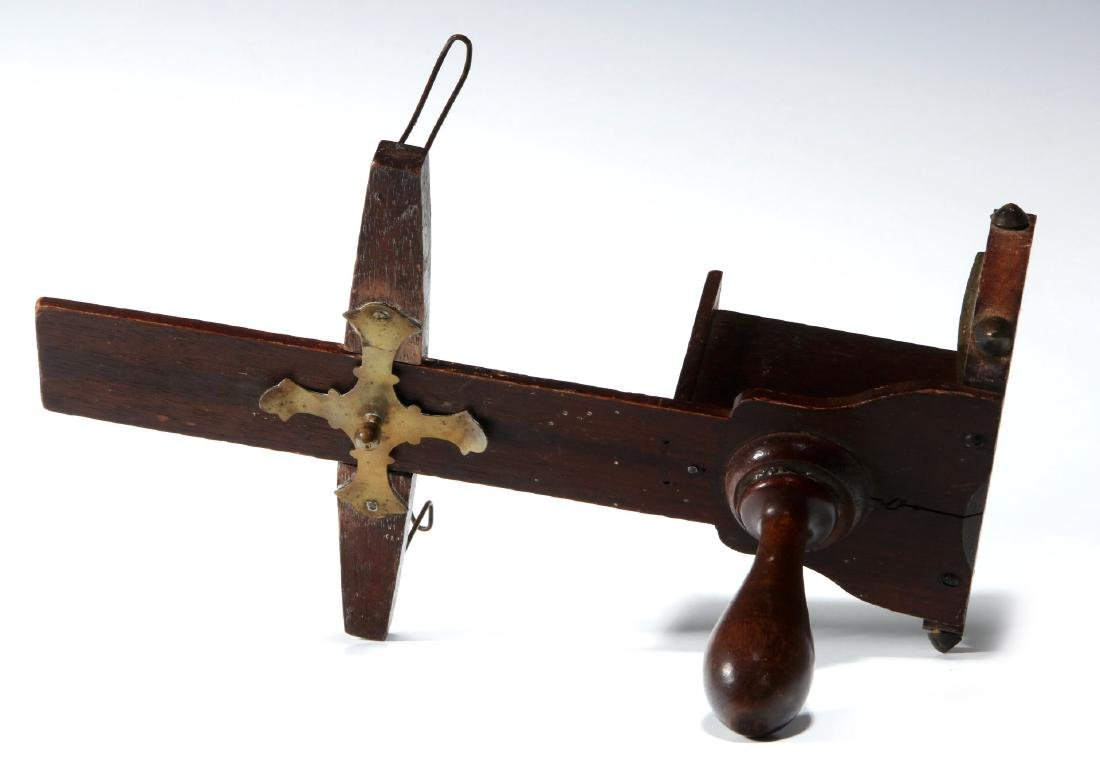 TWO 19TH CENTURY HAND-HELD STEREOSCOPES - 8