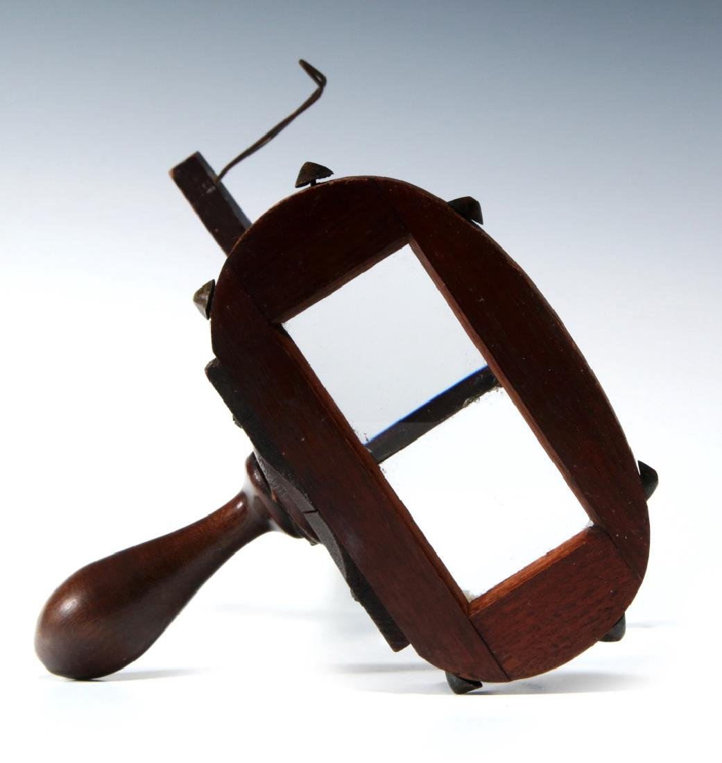 TWO 19TH CENTURY HAND-HELD STEREOSCOPES - 9