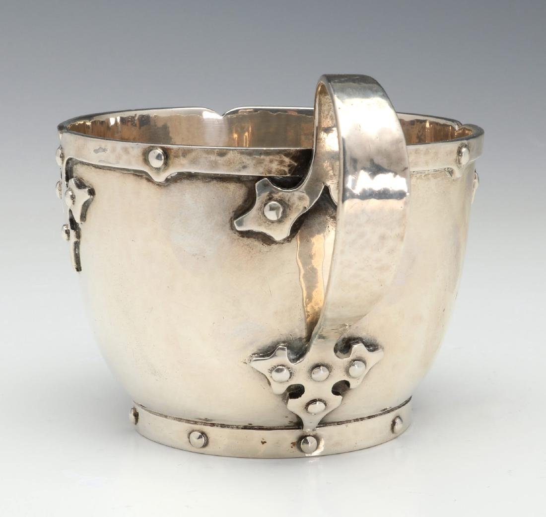 SHREVE & CO 14TH CENTURY PATTERN STERLING ARTICLES - 7