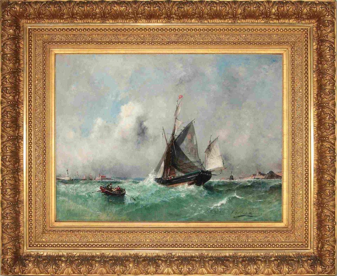 PAUL CHARLES EMMANUEL GALLARD-LEPINAY (1842-1885) - 2
