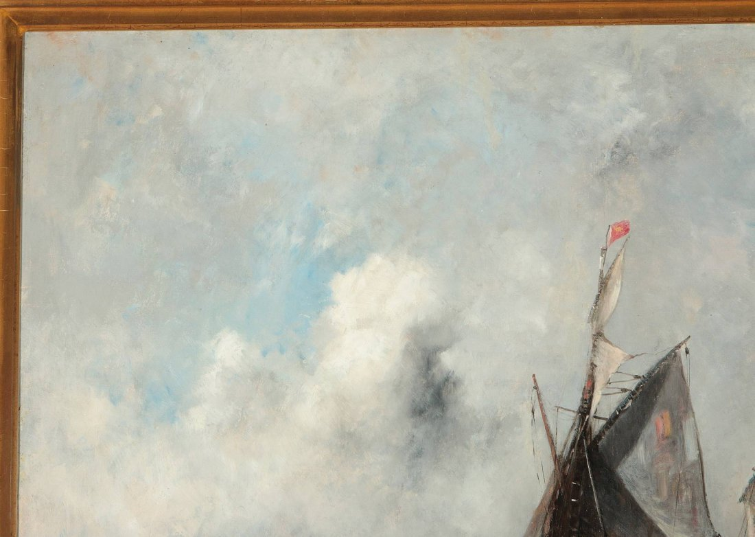 PAUL CHARLES EMMANUEL GALLARD-LEPINAY (1842-1885) - 3