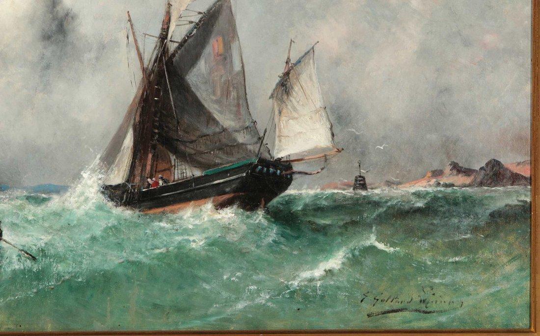 PAUL CHARLES EMMANUEL GALLARD-LEPINAY (1842-1885) - 5