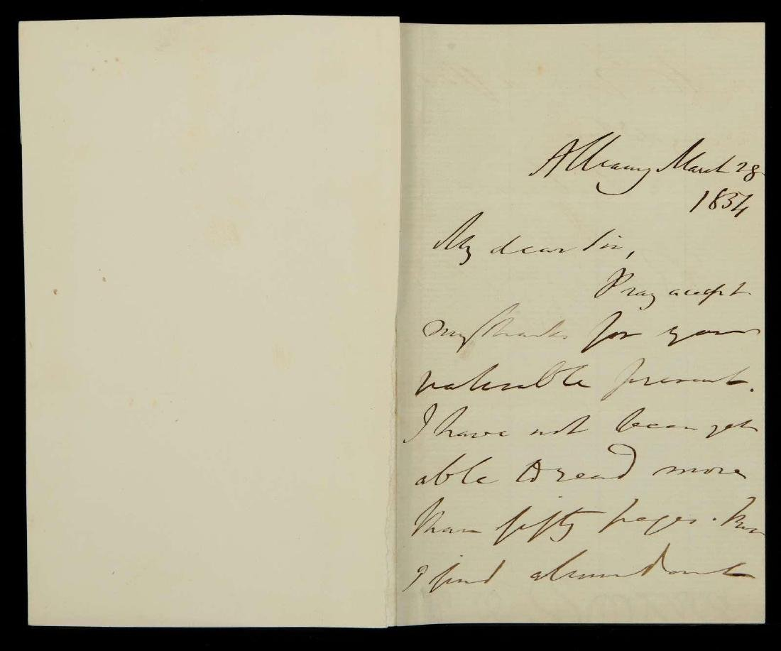 TWO HANDWRITTEN LETTERS BY THOMAS MACAULAY - 10