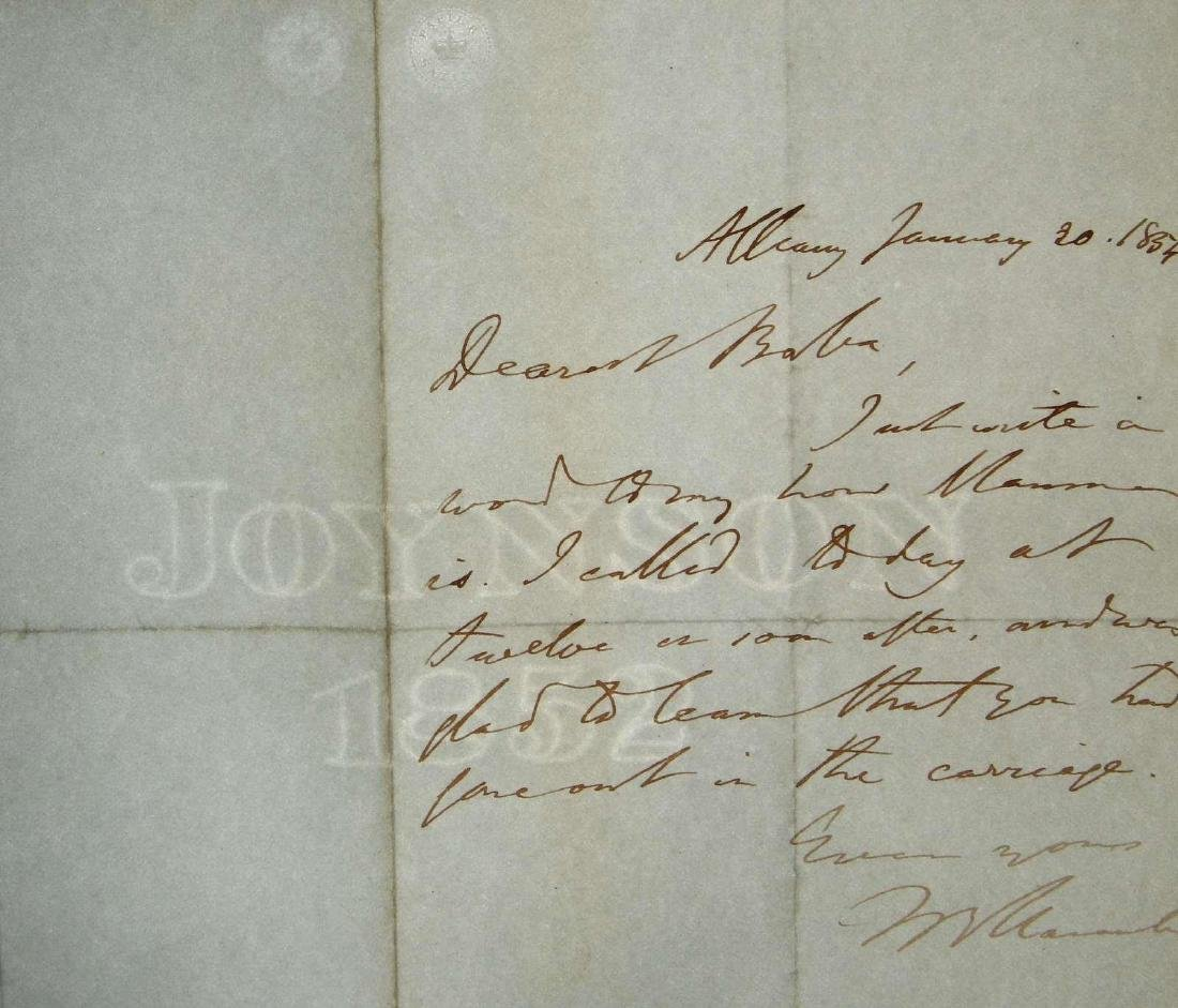 TWO HANDWRITTEN LETTERS BY THOMAS MACAULAY - 9