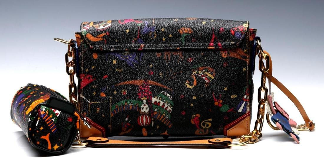 A PIERO GUIDI DESIGNER 'MAGIC CIRCUS' PURSE - 5