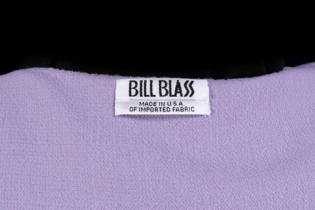 A BILL BLASS DESIGNER WOMEN'S JACKET, SIZE 12 - 6