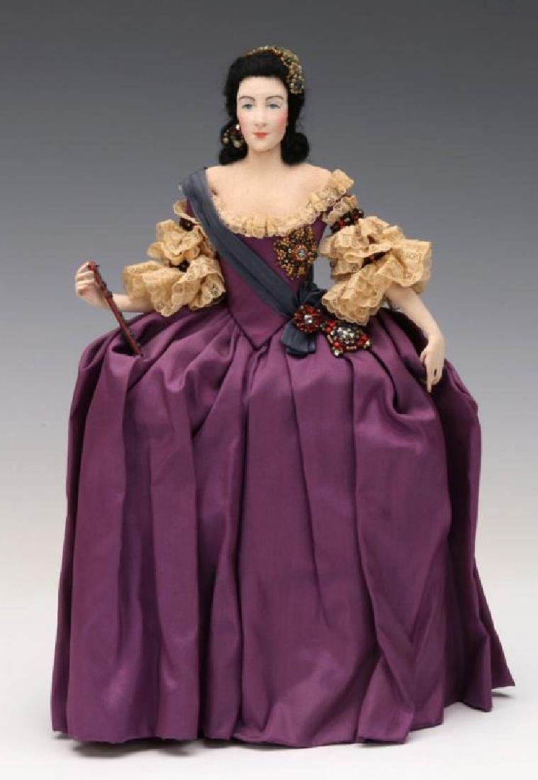 DOROTHY WENDELL HEIZER DOLL, CATHERINE THE GREAT