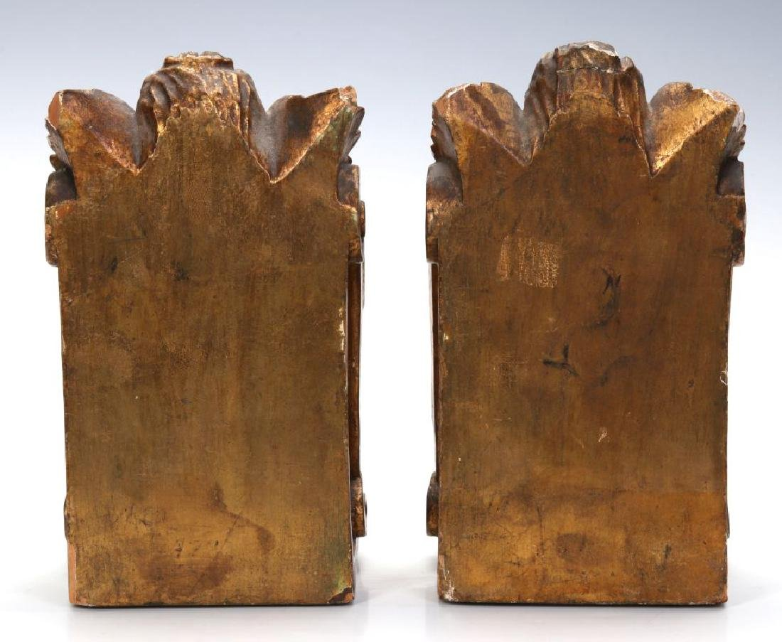 A PAIR OF EARLY 20TH CENTURY BOOKENDS - 3