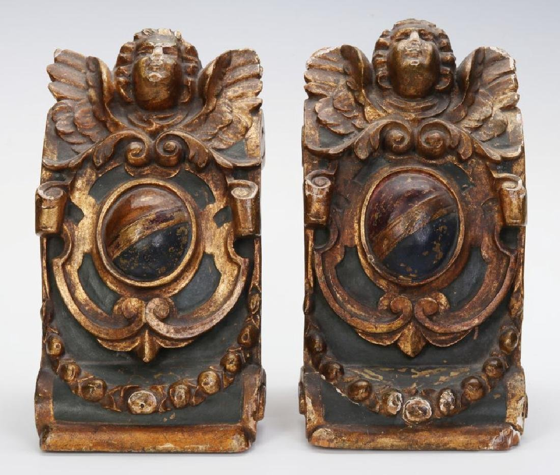 A PAIR OF EARLY 20TH CENTURY BOOKENDS - 5