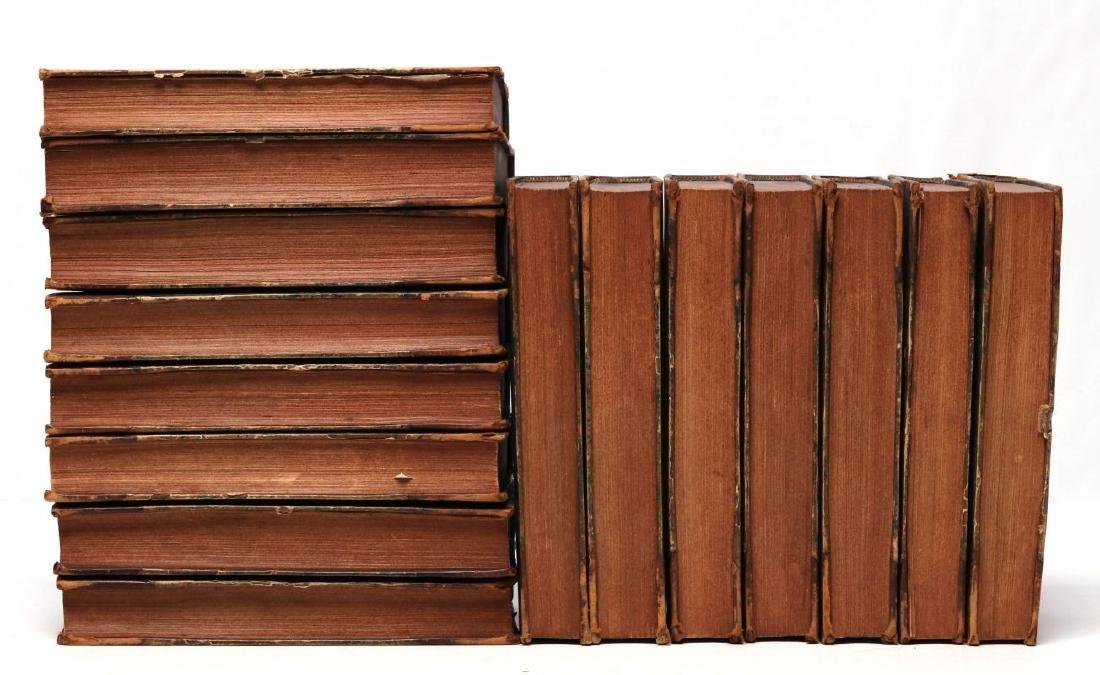 THOMAS MOORE, 'BYRON'S WORKS', 1833, 15 VOLS. - 5