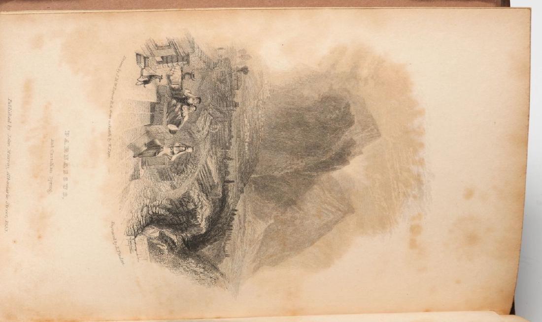 THOMAS MOORE, 'BYRON'S WORKS', 1833, 15 VOLS. - 8