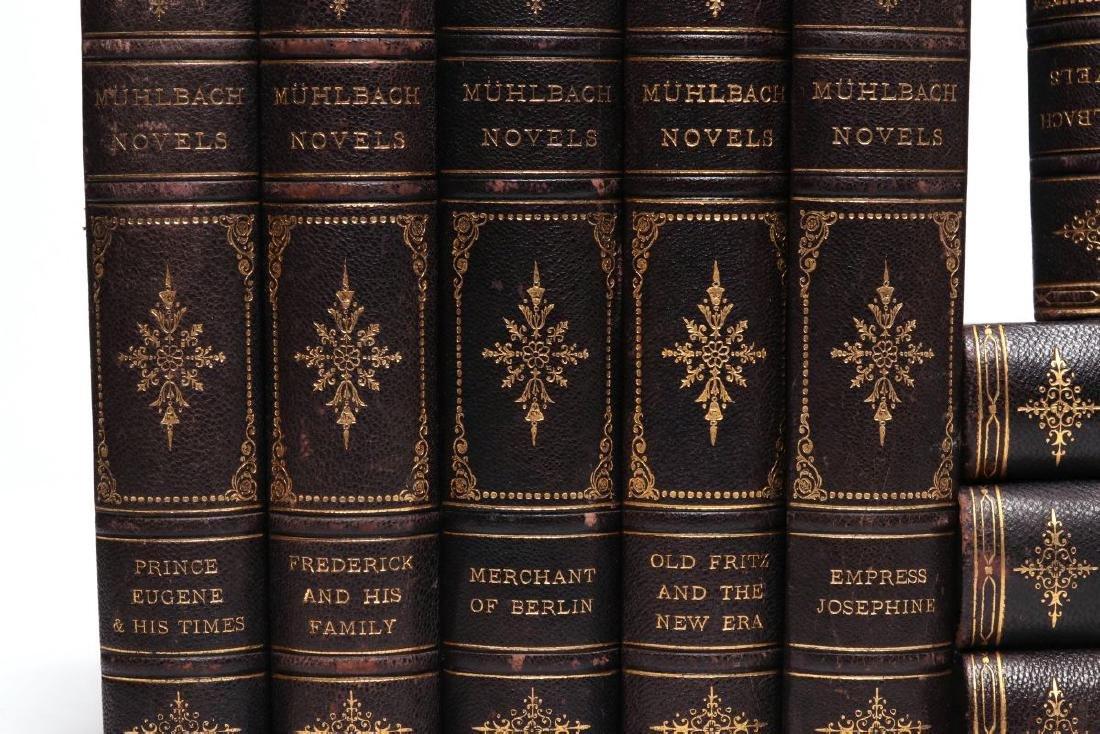 THE HISTORICAL ROMANCES OF LOUISA MUHLBACH, 1898 - 3