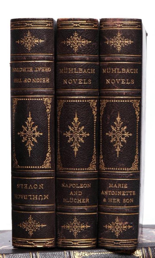 THE HISTORICAL ROMANCES OF LOUISA MUHLBACH, 1898 - 5