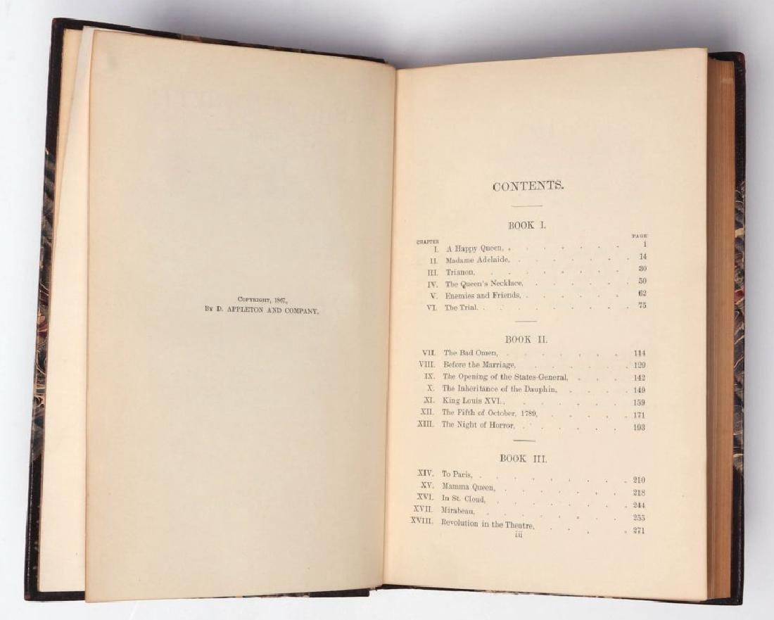 THE HISTORICAL ROMANCES OF LOUISA MUHLBACH, 1898 - 9