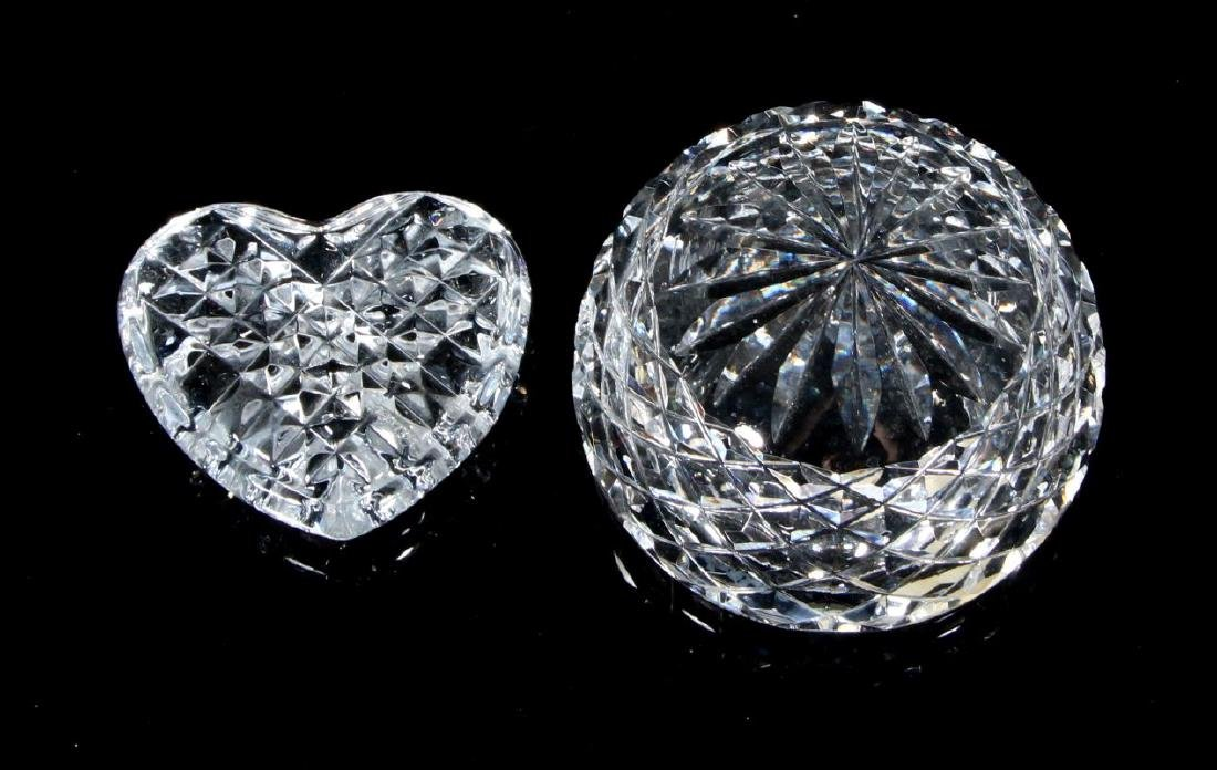 A COLLECTION OF WATERFORD CRYSTAL - 5