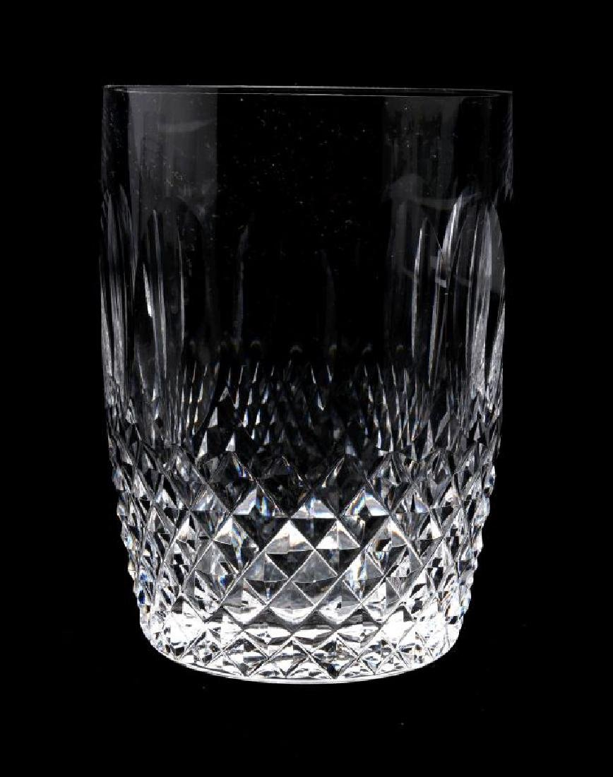 THREE WATERFORD 'COLLEEN' FLAT TUMBLERS - 3
